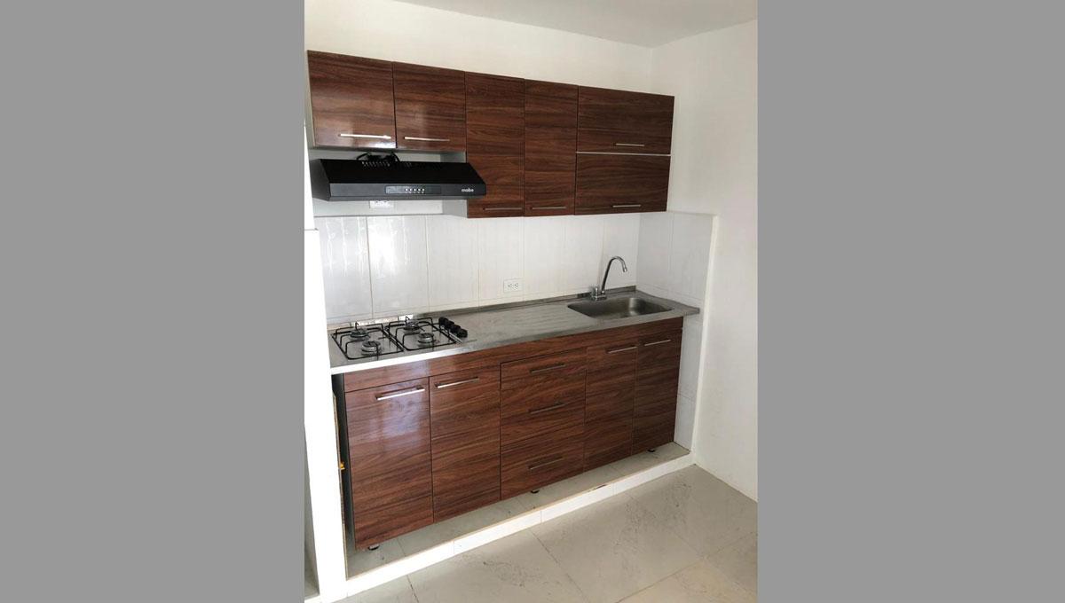 Apartamento-Ricaurte-Cocina